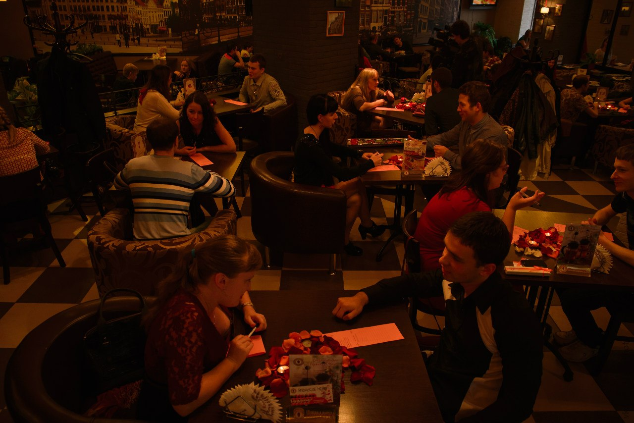 Speed dating the pub university of chicago